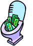 Toilet-Currency
