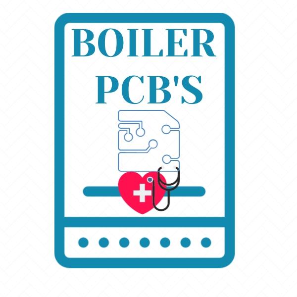 boiler pcb fault finder picture